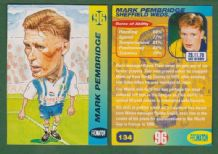 Sheffield Wednesday Mark Pembridge 134